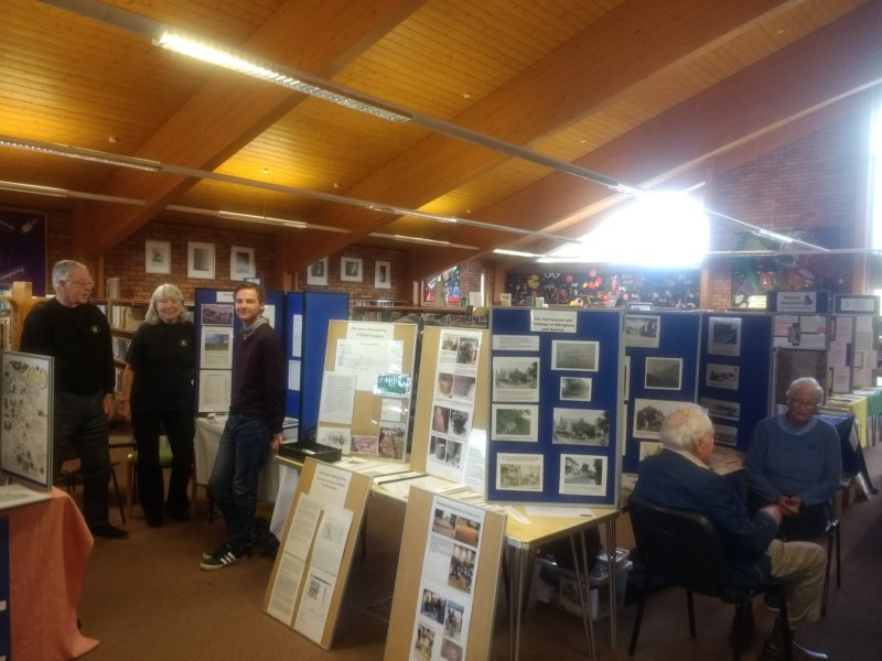 Perton and Dudley History Fairs